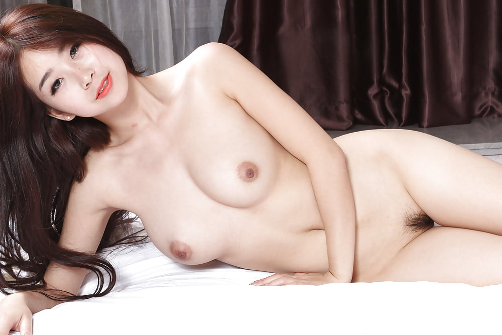 Beautiful Chinese Nude Model