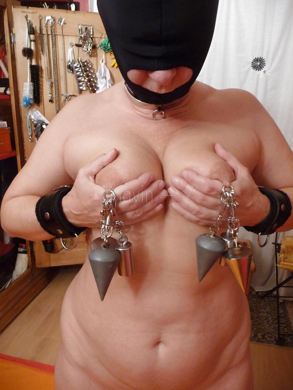Nipple Weight Torture