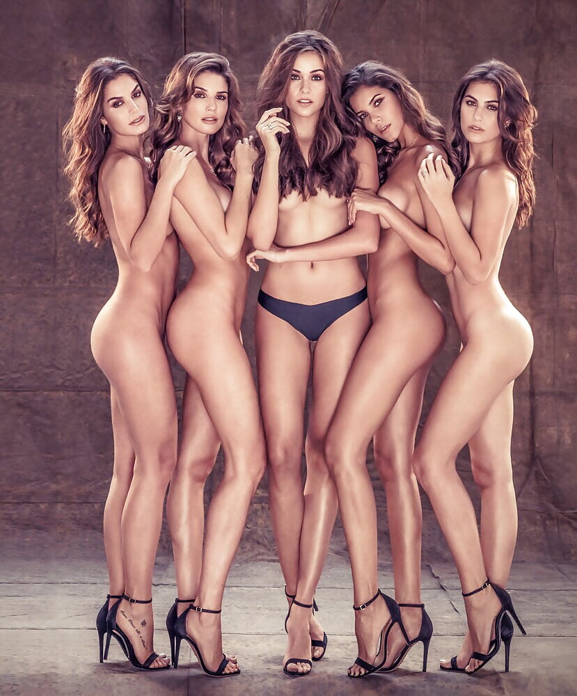 Sexiest Girls In The World Naked