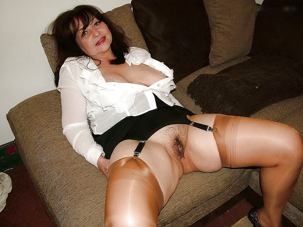 Check Out Horny Mature Chicks In Stockings