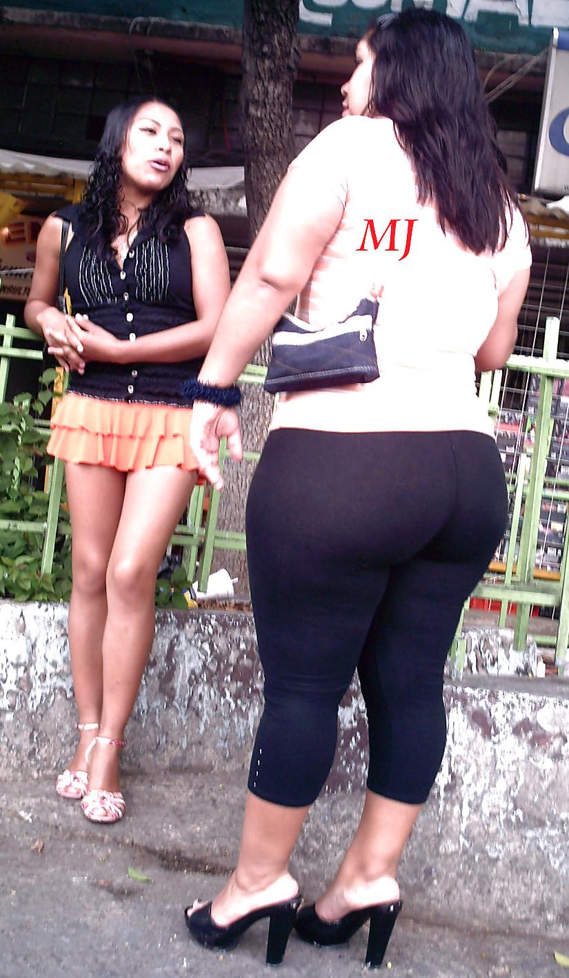 Thick black big booty women-5293