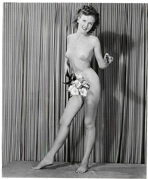 Young betty white nude