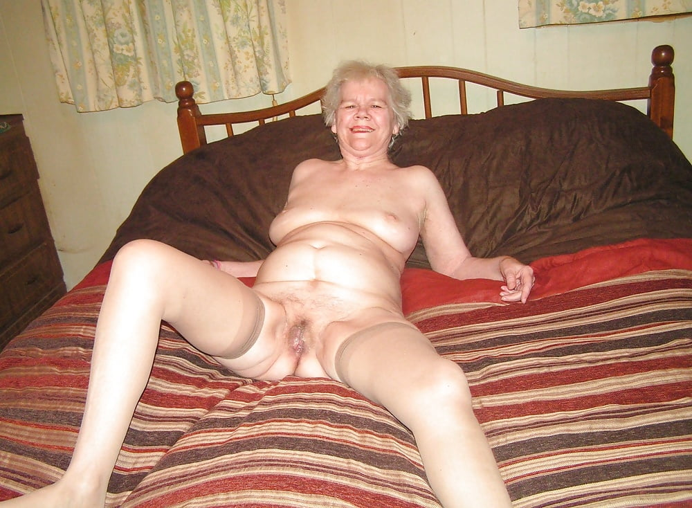 Old granny amateur vids — photo 8