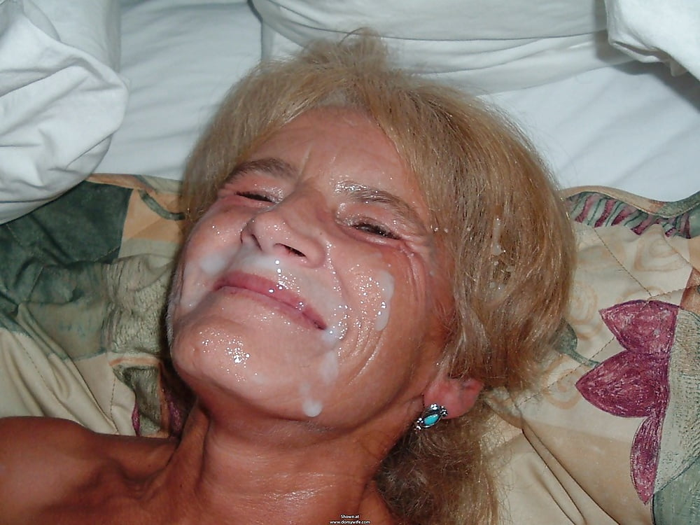 Free oldest granny facial videos