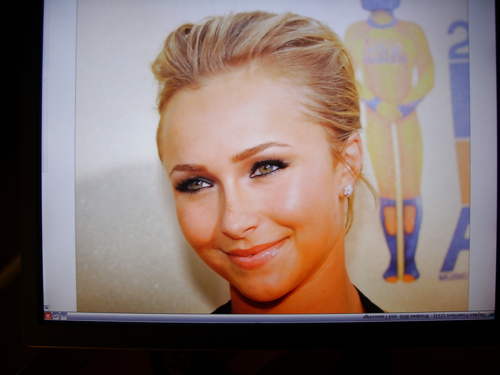 Hayden panettiere fakes, extreme penetration photos