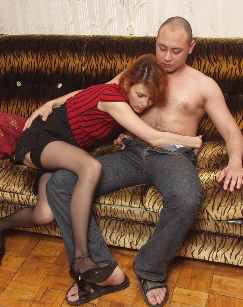 Russian mommies prefer young stallions - 251 Pics