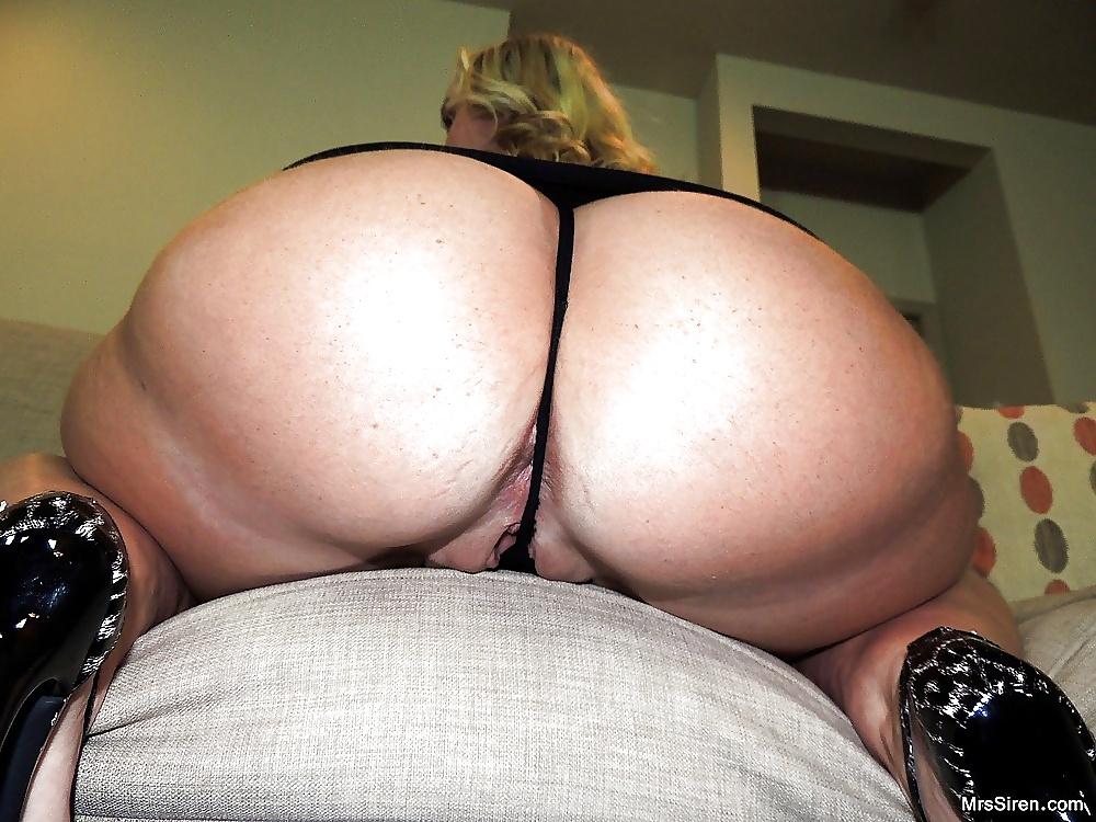 Nice Fat Ass On Horny Hardcore Slut Laela Pryce