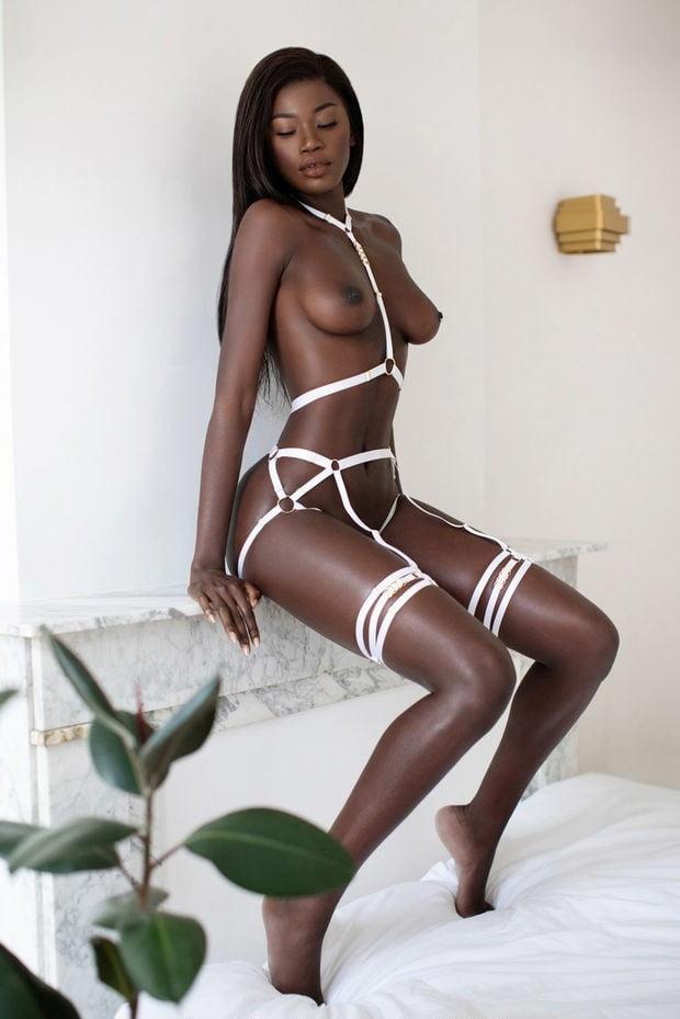 Stars Nyakim Gatwech Nude Jpg