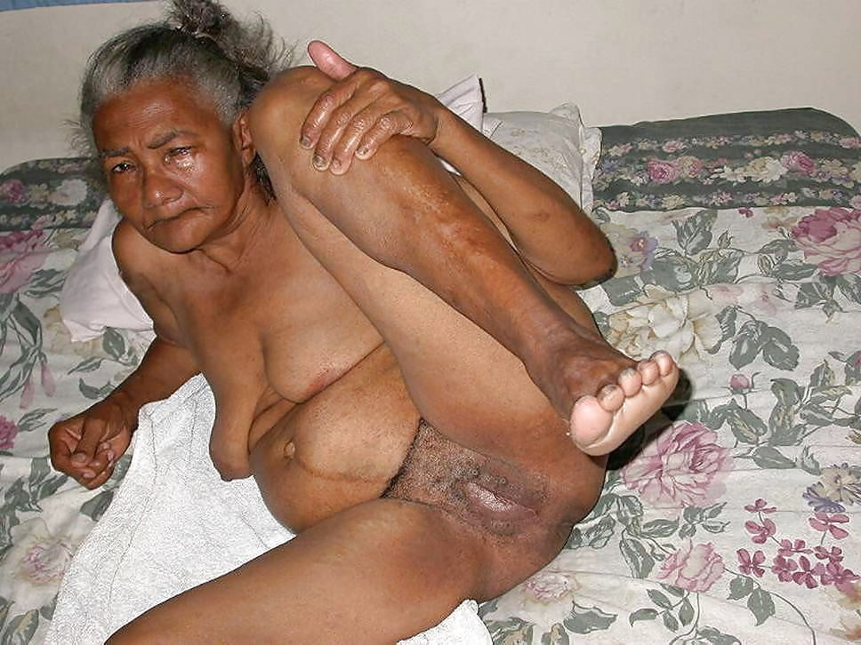 Black granny porn pics