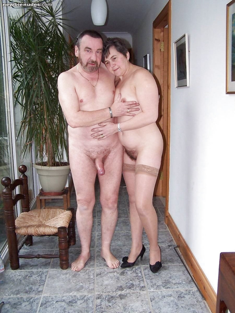 Mature couples hairy video