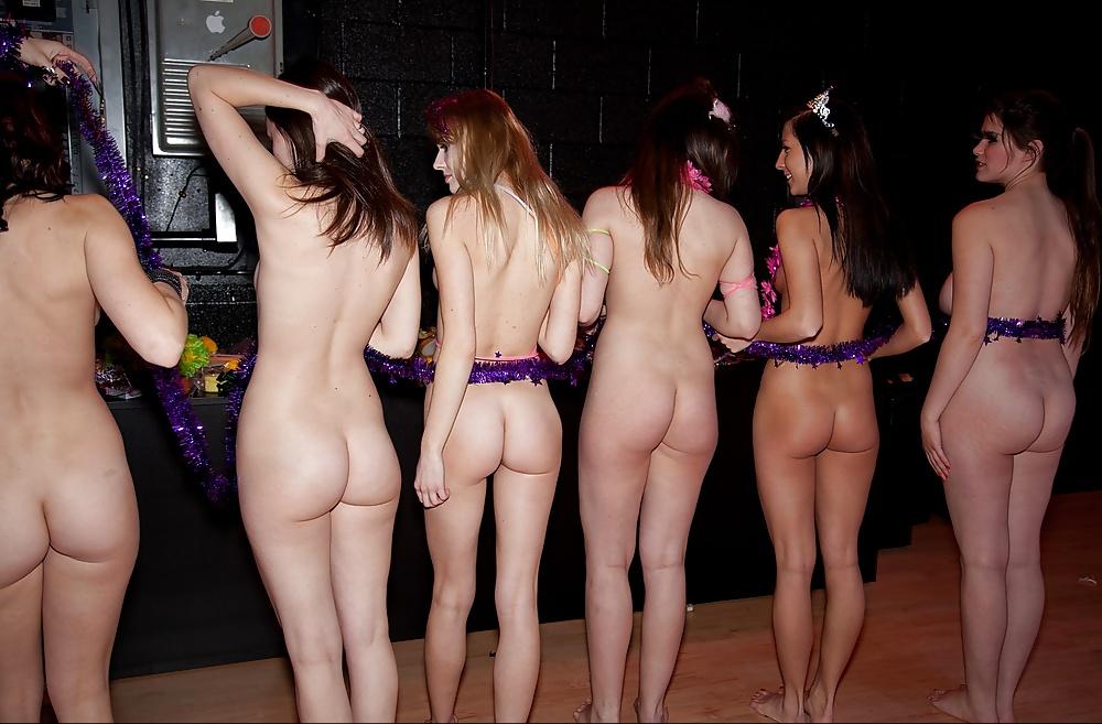 Nude contest ass 10