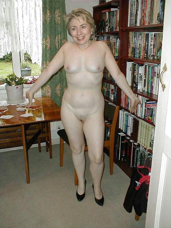 Hillary Clinton Fake - 18 Pics - Xhamstercom-3337