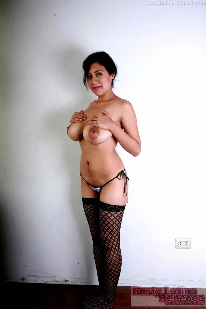 latina rebecca thread Busty