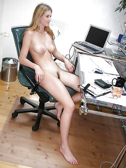 Girls working naked 11