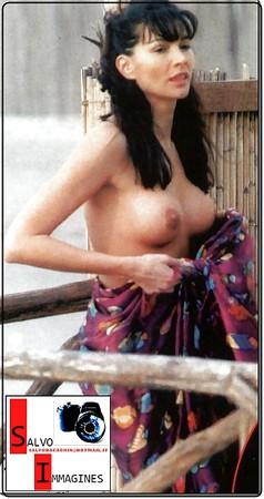 Luisa Corna  nackt