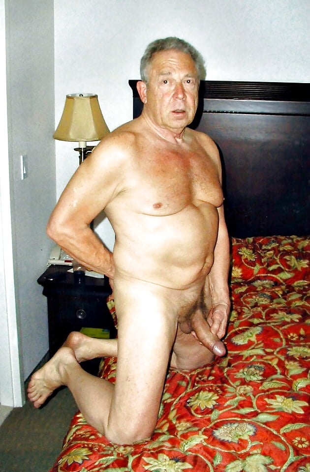 Naked grandpa old pictures — 12