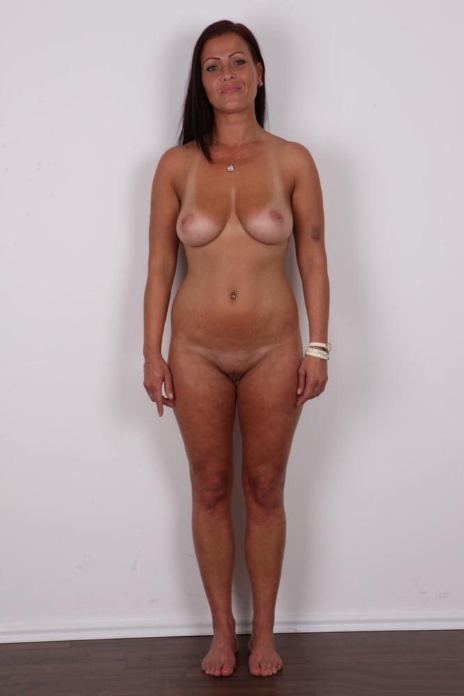 Naked casting milf