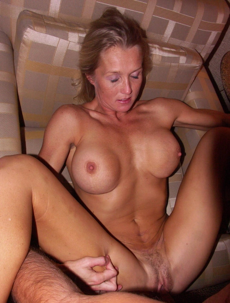 Hot milf gets anal