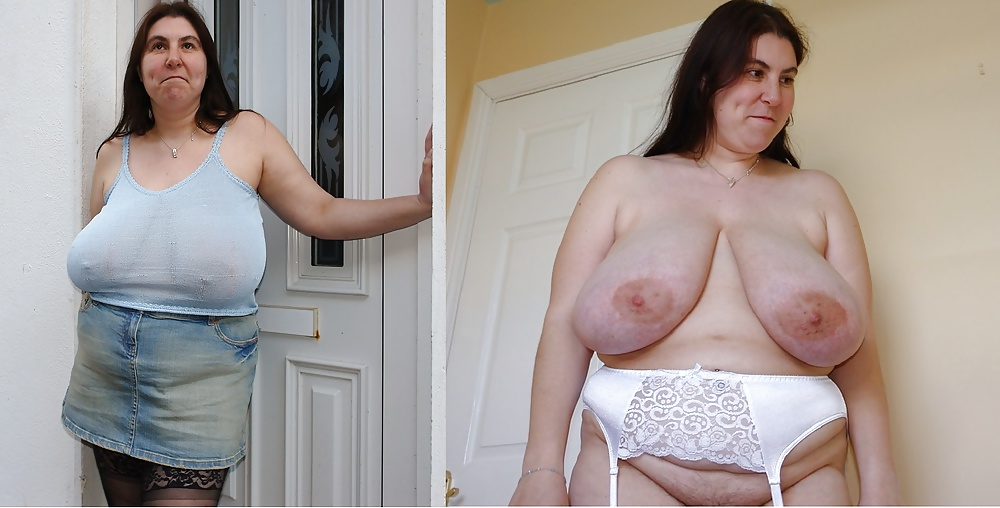 Showing nude wife