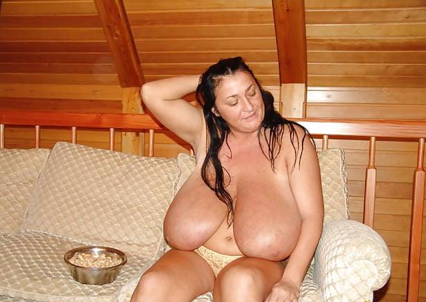 Enormous boobs milf-3767