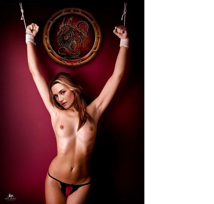 Naked kate winslet titanic