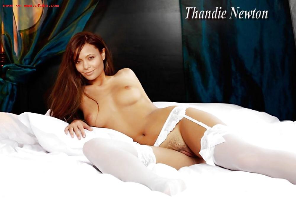 Thandie newton rogue1 - 3 part 6