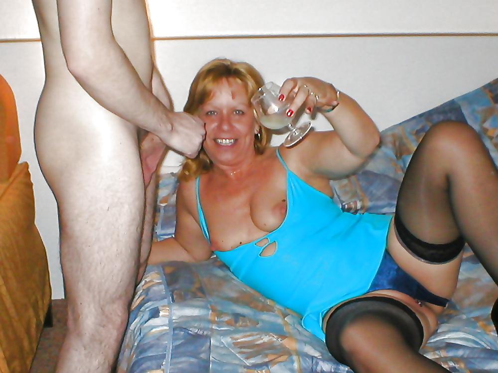 Desperate house milf wife