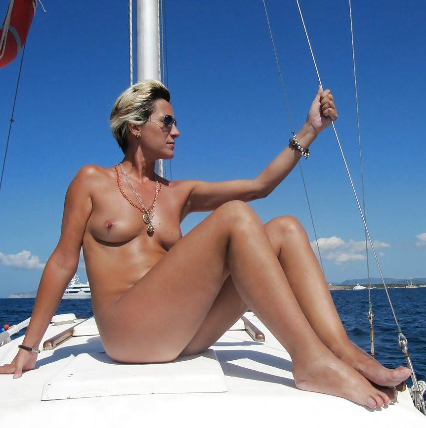 Boat Nudes