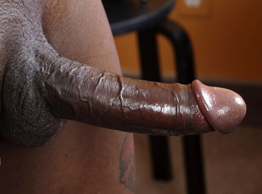 Huge monster black cock bbc