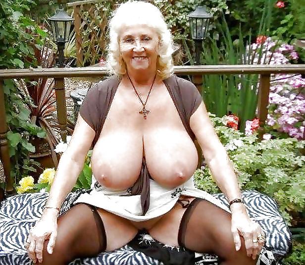 Большие немецкие старушки с большими сиськами, порно нарезка домашняя