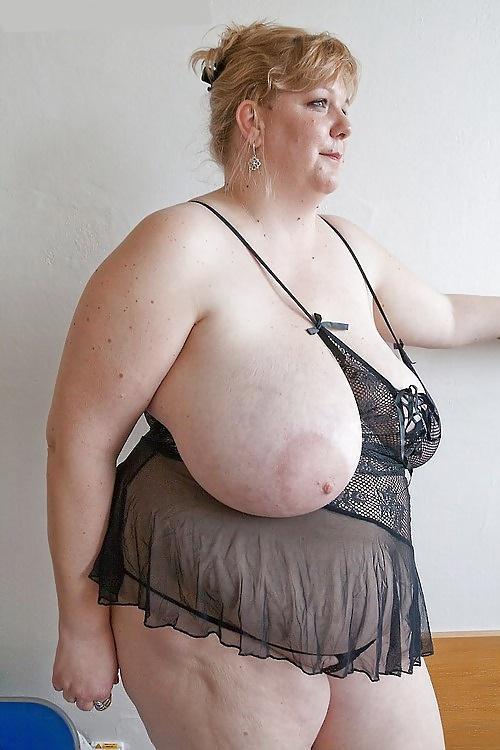 chubby mature Boobs big