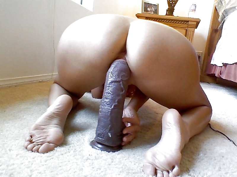 Video wife long dildo — img 9