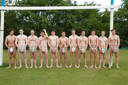 Stars Nude English Rugby Team Scenes