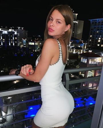 Gizerskaya nackt anastasia Η «μούσα»