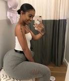 Exposed sexy ebony 3