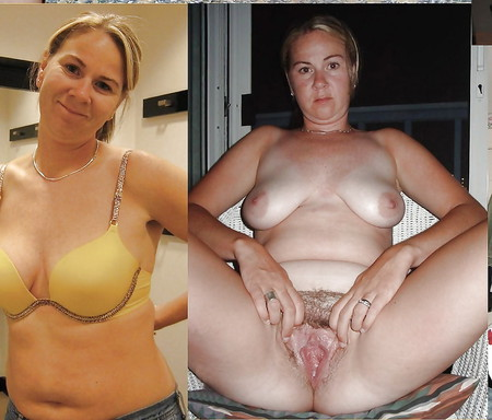 mature women, undressing for you
