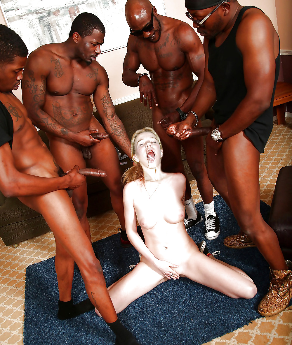 Multi racial pussy — photo 9