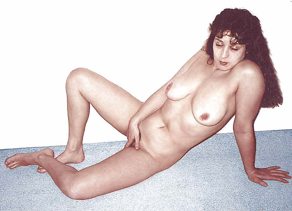 Nude shoot with danielle pearlescent photo