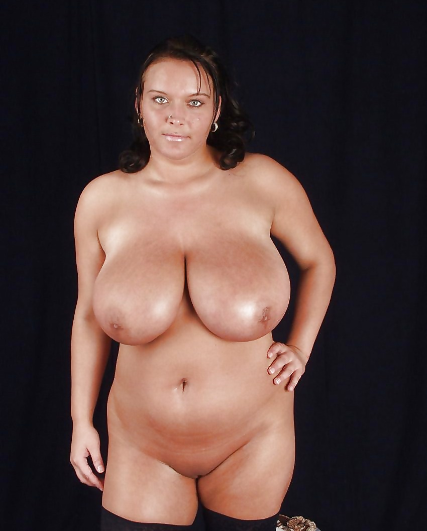 Chubby women with big boobs girl spreading