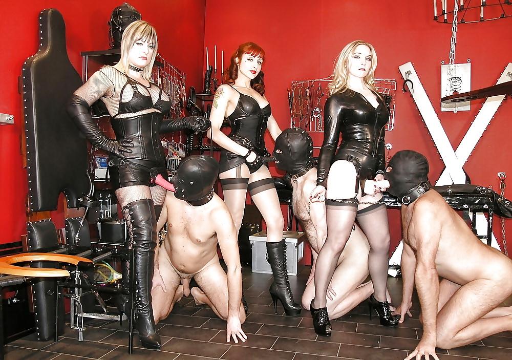Вечеринка порно женское русское доминирование