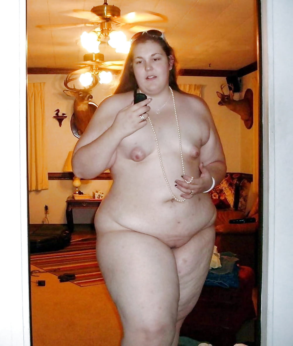 Plus Size African American Bbw Woman Stock Photo