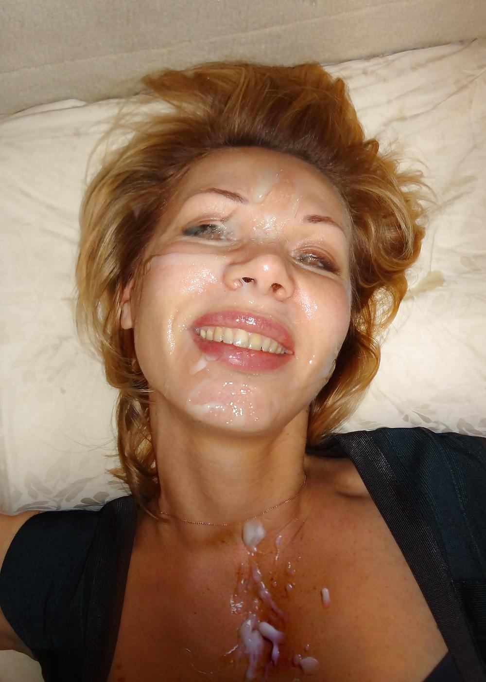 любительские фото женщина в сперме сообщение