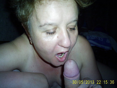 New mature lover. She was 53 years old, loves to suck cock!