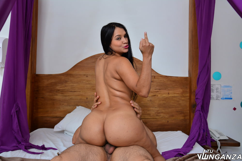 Busty Latina Babe Has Rough Passionate Cheating Sex - 15 Pics
