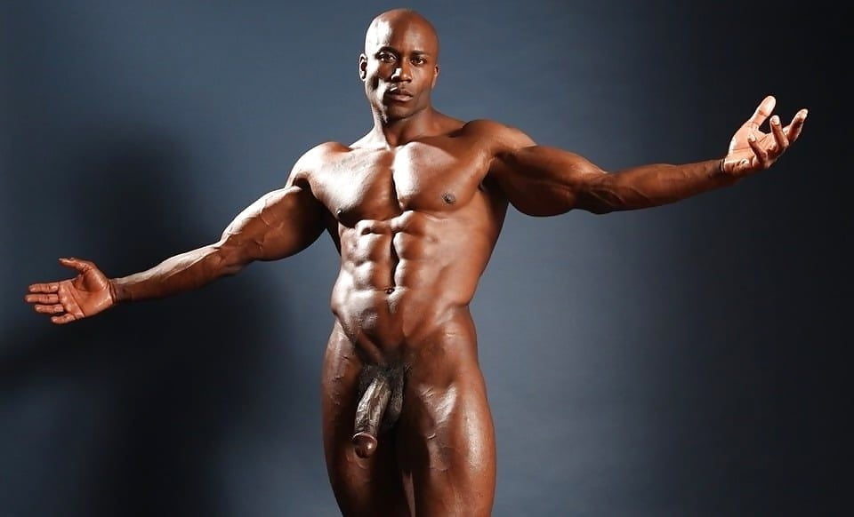 muscle-black-action-naked-facial