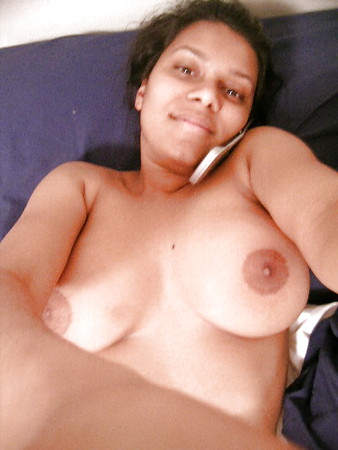 Indian Self-shot with Lovely Big Tits