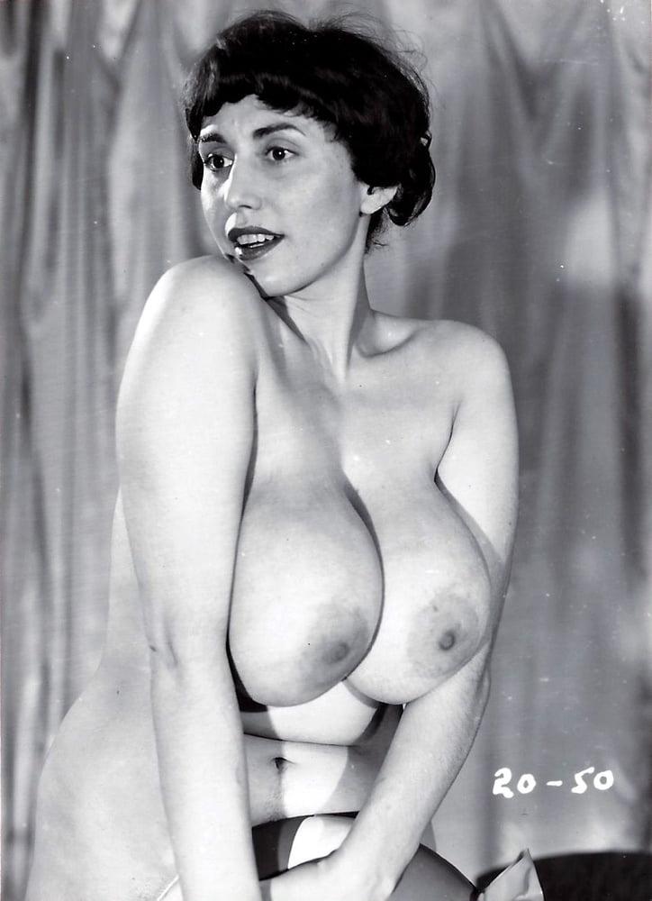 Porn retro big tits-7340