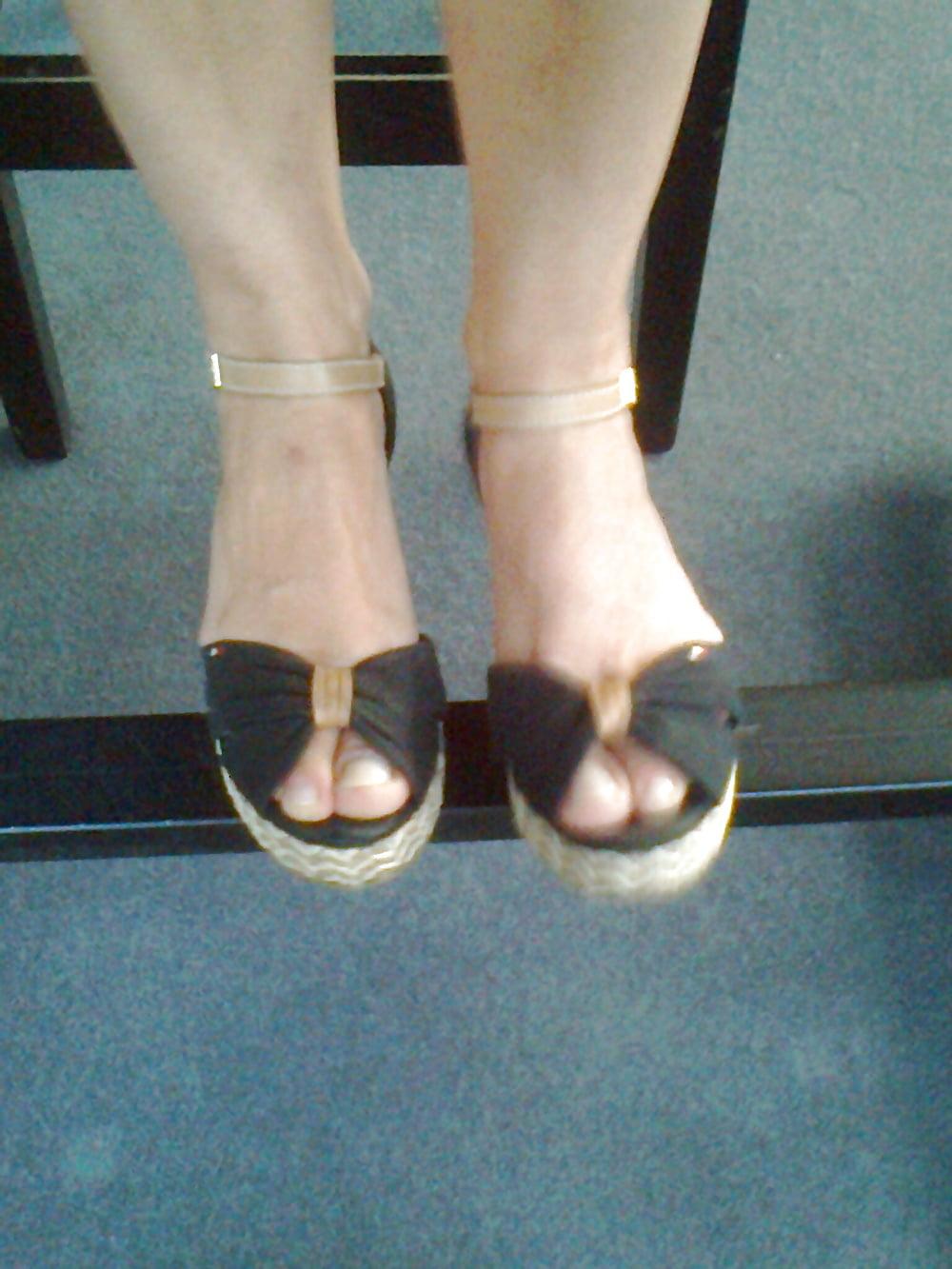 Kayla Jane Danger Lesbian Feet