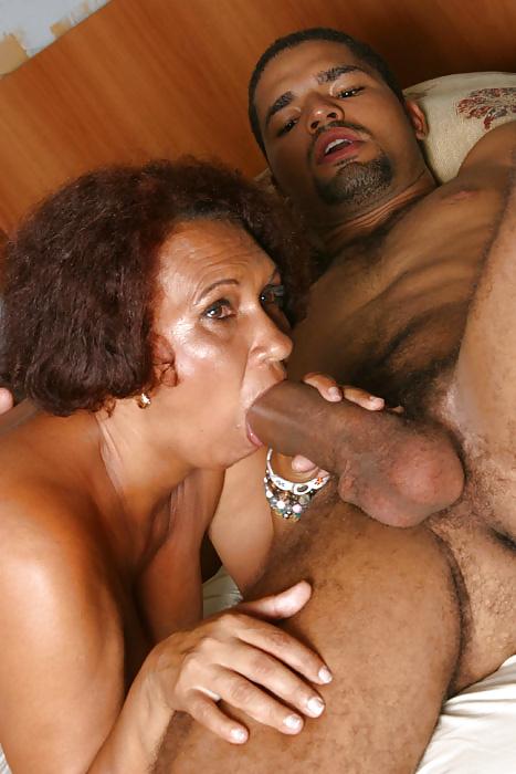 Негритянки старушки порно — 1
