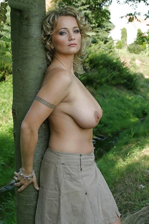 Sexy Topless Milf